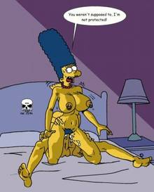 #pic240064: Bart Simpson – Marge Simpson – The Fear – The Simpsons