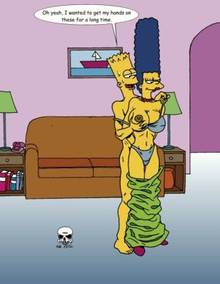 #pic239691: Bart Simpson – Marge Simpson – The Fear – The Simpsons