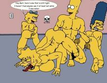 #pic239708: Bart Simpson – Lisa Simpson – Maggie Simpson – Marge Simpson – The Fear – The Simpsons