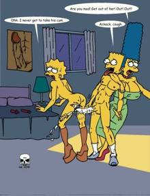#pic239570: Bart Simpson – Lisa Simpson – Marge Simpson – The Fear – The Simpsons
