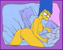 #pic160728: Marge Simpson – The Simpsons – karstens