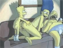 #pic308494: Bart Simpson – Marge Simpson – Pandoras Box – The Simpsons