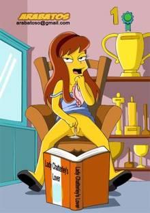 #pic308196: Allison Taylor – The Simpsons – arabatos