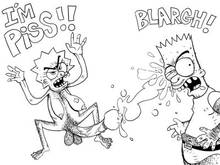 #pic153759: Bart Simpson – Drawn-Sex Parody – Lisa Simpson – The Simpsons – meme – som