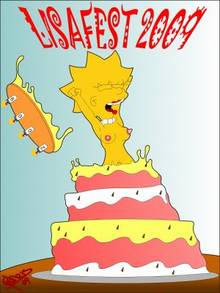 #pic308811: Lisa Simpson – The Simpsons