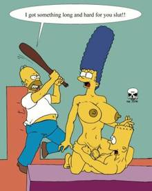 #pic173389: Bart Simpson – Homer Simpson – Marge Simpson – The Fear – The Simpsons