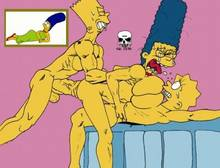 #pic173386: Bart Simpson – Lisa Simpson – Marge Simpson – The Fear – The Simpsons