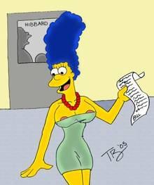 #pic171721: Marge Simpson – The Simpsons