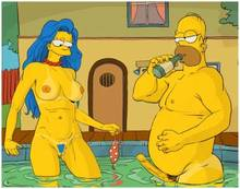 #pic171518: Furronika – Homer Simpson – Marge Simpson – The Simpsons