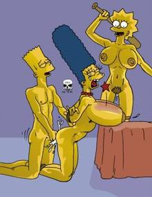 #pic169665: Bart Simpson – Lisa Simpson – Marge Simpson – The Fear – The Simpsons