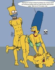#pic169662: Bart Simpson – Lisa Simpson – Marge Simpson – The Fear – The Simpsons