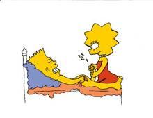 #pic169197: Bart Simpson – Lisa Simpson – The Simpsons