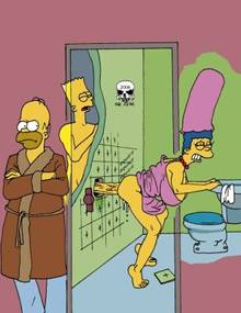 #pic168857: Bart Simpson – Homer Simpson – Marge Simpson – The Fear – The Simpsons
