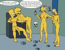 #pic168849: Bart Simpson – Lisa Simpson – Maggie Simpson – Marge Simpson – The Fear – The Simpsons