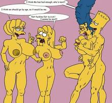 #pic307949: Bart Simpson – Maggie Simpson – Marge Simpson – The Fear – The Simpsons – animated