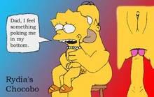 #pic137739: Homer Simpson – Lisa Simpson – The Simpsons – rydia's chocobo