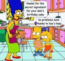 #pic305995: Bart Simpson – Lisa Simpson – Marge Simpson – The Simpsons – animated