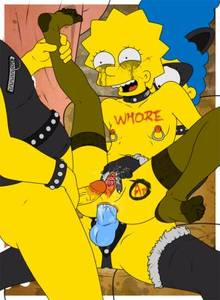 #pic856512: Homer Simpson – Lisa Simpson – Marge Simpson – Seror – The Simpsons