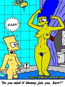 #pic855917: Bart Simpson – Marge Simpson – The Simpsons