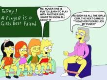#pic305499: Elizabeth Hoover – Jessica Lovejoy – Lisa Simpson – The Simpsons – animated