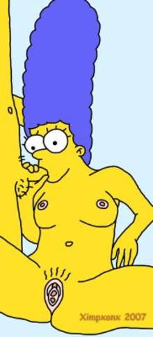 #pic257292: Marge Simpson – The Simpsons – Ximpxonx