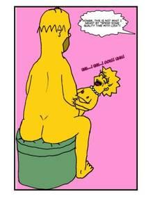 #pic256878: Homer Simpson – Lisa Simpson – The Simpsons – cfarley