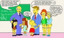 #pic305496: Edna Krabappel – Elizabeth Hoover – Janey Powell – Jessica Lovejoy – Lisa Simpson – Seymour Skinner – Superintendent Chalmers – The Simpsons – animated