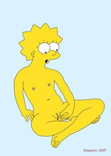 #pic256227: Lisa Simpson – The Simpsons – Ximpxonx