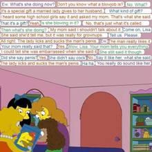 #pic1338902: HomerJySimpson – Janey Powell – Jessica Lovejoy – Lisa Simpson – Marge Simpson – Samantha Stanky – The Simpsons
