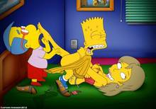 #pic804036: Bart Simpson – Milhouse Van Houten – Tabitha Vixx – The Simpsons – cartoon avenger