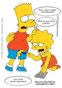 #pic805164: Bart Simpson – Lisa Simpson – Saviorsavor – The Simpsons – lardo