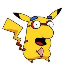 #pic802953: Milhouse Van Houten – Pikachu – Porkyman – The Simpsons – crossover