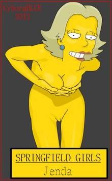 #pic801459: CyborgBLUE – Jenda – The Simpsons