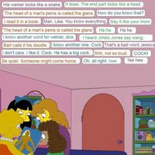 #pic1338894: HomerJySimpson – Janey Powell – Jessica Lovejoy – Lisa Simpson – Marge Simpson – Samantha Stanky – The Simpsons