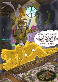 #pic373221: Bart Simpson – Jumanji – Lisa Simpson – The Simpsons – great moaning