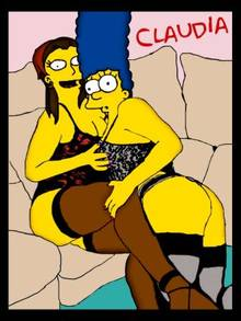 #pic373216: Claudia-R – Marge Simpson – The Simpsons