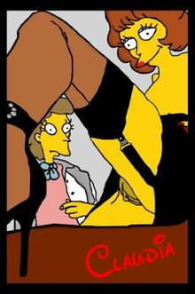 #pic373217: Claudia-R – Helen Lovejoy – Maude Flanders – The Simpsons