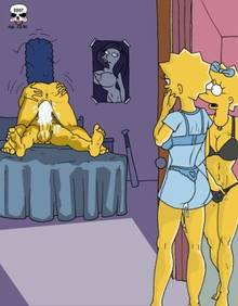 #pic134828: Bart Simpson – Lisa Simpson – Maggie Simpson – Marge Simpson – The Fear – The Simpsons