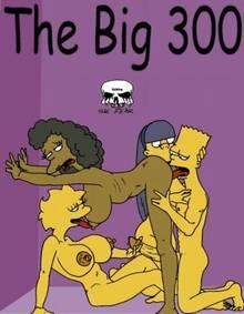 #pic133042: Bart Simpson – Janey Powell – Lisa Simpson – Sherri – Terri – The Fear – The Simpsons