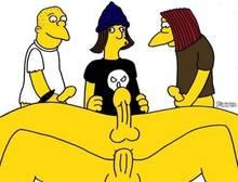 #pic1337325: Dolph Starbeam – Jimbo Jones – Kearney Zzyzwicz – Pinner – The Simpsons