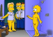 #pic132863: Jimmy – Lisa Simpson – The Simpsons