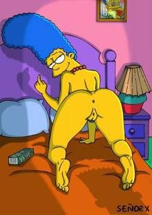#pic1021718: Bart Simpson – Marge Simpson – The Simpsons – se&ntilde-or x