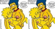 #pic1017283: 3DickSuckMax – Lisa Simpson – Marge Simpson – Stereogram – The Simpsons – nev
