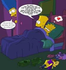 #pic846188: Bart Simpson – Lisa Simpson – Malibu Stacy – Marge Simpson – The Simpsons – tad