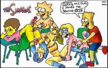 #pic845646: Bart Simpson – Lisa Simpson – The Simpsons