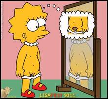 #pic842215: Beefalo – Lisa Simpson – The Simpsons