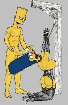 #pic841725: Bart Simpson – Marge Simpson – The Fear – The Simpsons
