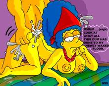 #pic907702: Marge Simpson – The Simpsons – necron99