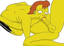 #pic903353: Mrs. Muntz – The Simpsons