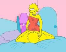 #pic901263: Bart Simpson – Lisa Simpson – The Simpsons